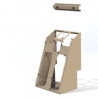 Dash Rack, Steering Wheel Rack, Turnkey Training Systems for Military, Related Industrial Contractors
