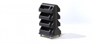 Dash Racks, Weapon System Simulations, Used by U.S. Military/Industrial Contractors