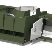mATV Bradley Reconfigurable Simulator, Bradley and Stryker Military Transport Vehicles